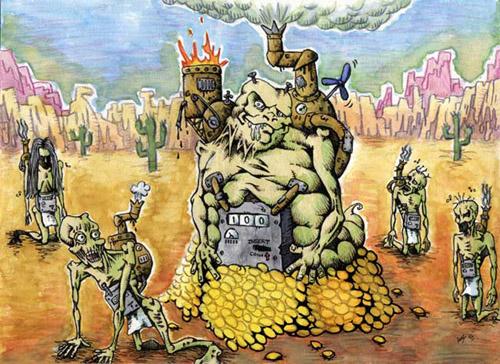 greed machine rewards